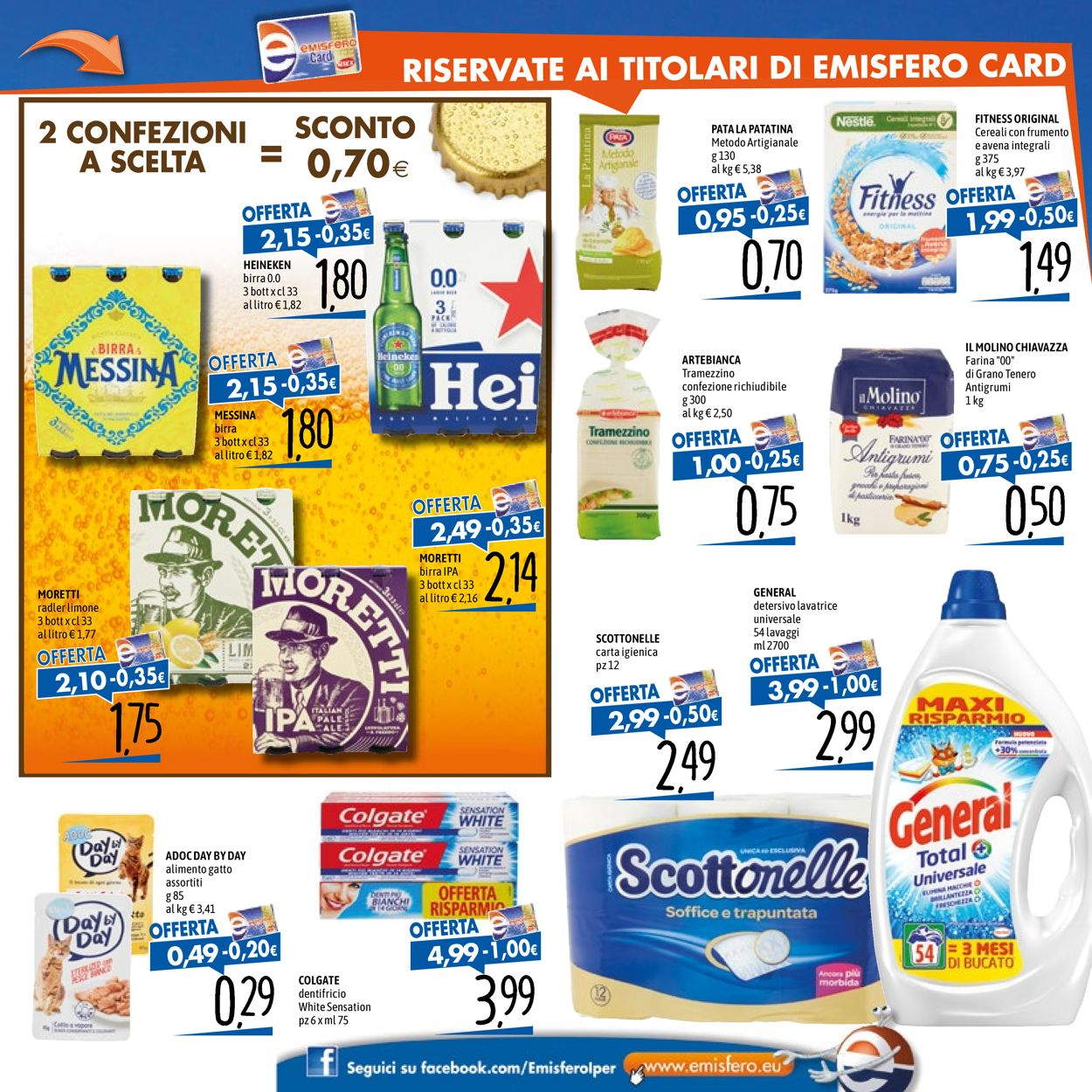 Volantino Emisfero - Offerte 22/04-05/05/2021 (Pagina 3)