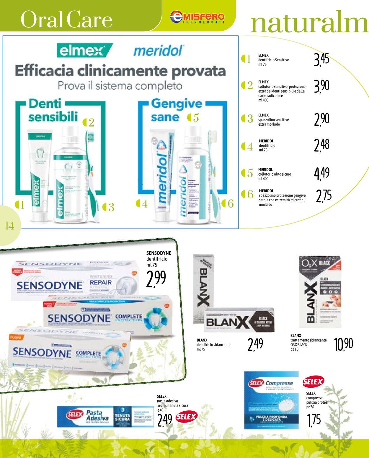 Volantino Emisfero - Offerte 22/04-19/05/2021 (Pagina 14)