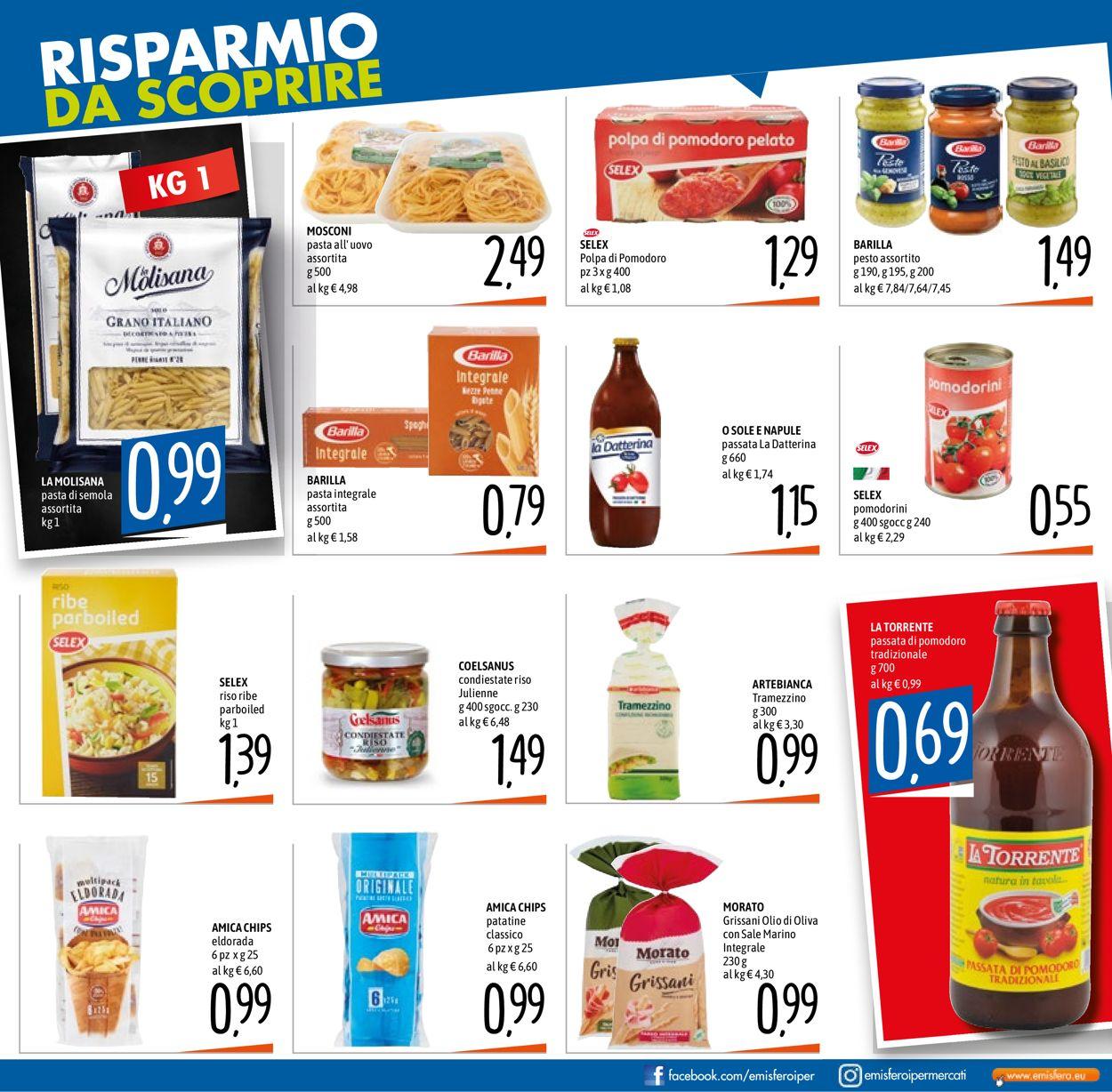 Volantino Emisfero - Offerte 20/05-02/06/2021 (Pagina 3)