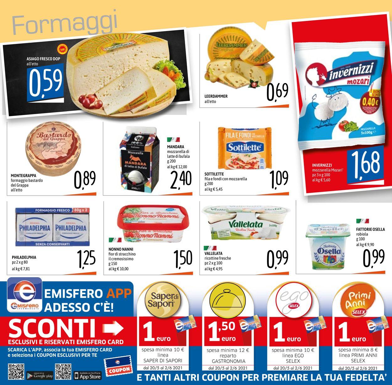 Volantino Emisfero - Offerte 20/05-02/06/2021 (Pagina 15)