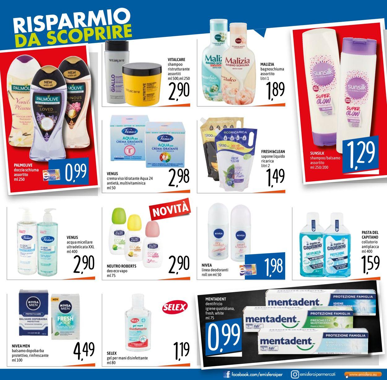 Volantino Emisfero - Offerte 20/05-02/06/2021 (Pagina 27)