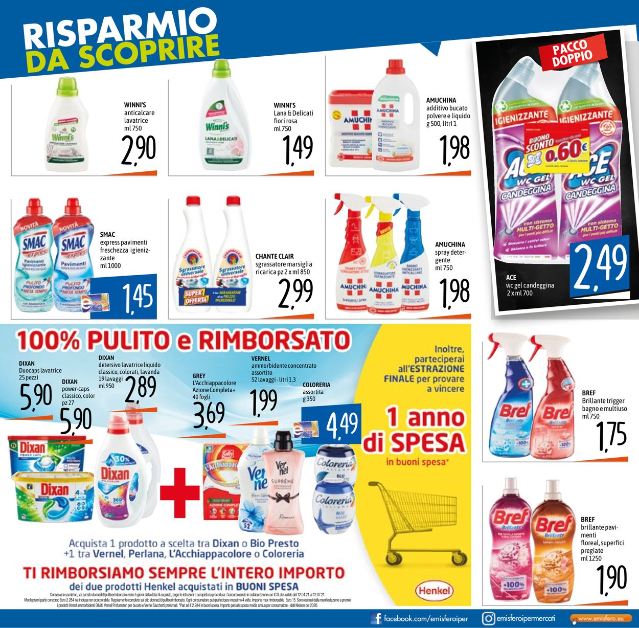 Volantino Emisfero - Offerte 20/05-02/06/2021 (Pagina 29)