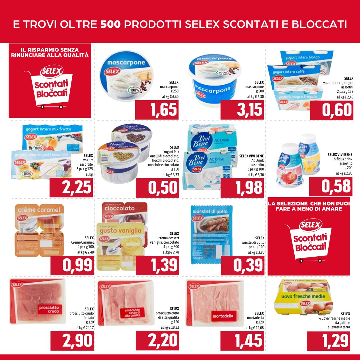 Volantino Emisfero - Offerte 01/05-31/08/2021 (Pagina 3)