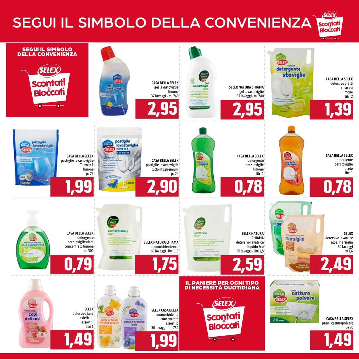 Volantino Emisfero - Offerte 01/05-31/08/2021 (Pagina 16)