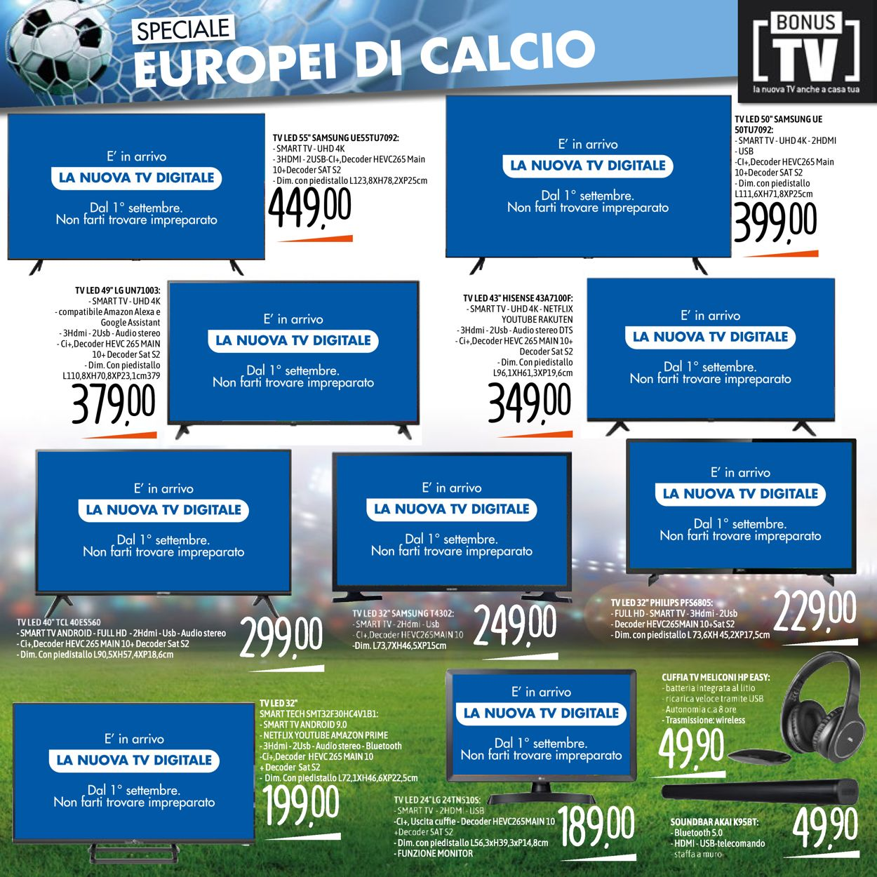 Volantino Emisfero - Offerte 03/06-16/06/2021 (Pagina 10)