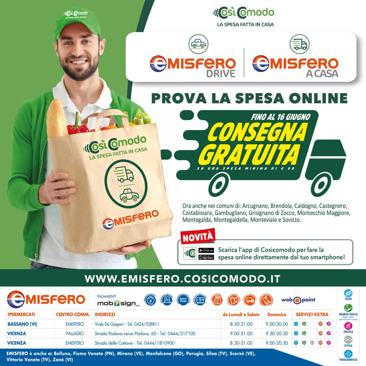 Volantino Emisfero - Offerte 03/06-16/06/2021 (Pagina 32)
