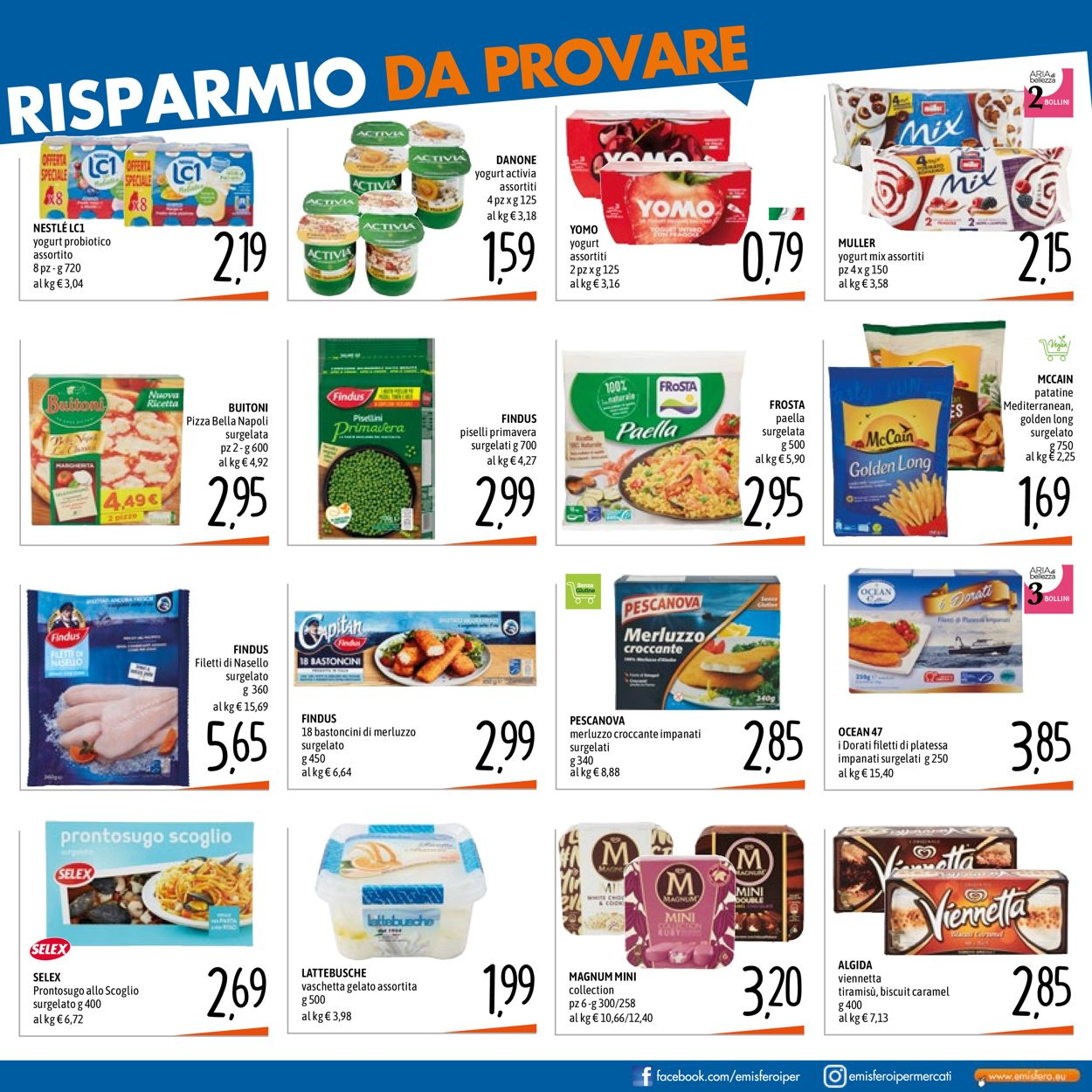 Volantino Emisfero - Offerte 17/06-30/06/2021 (Pagina 21)