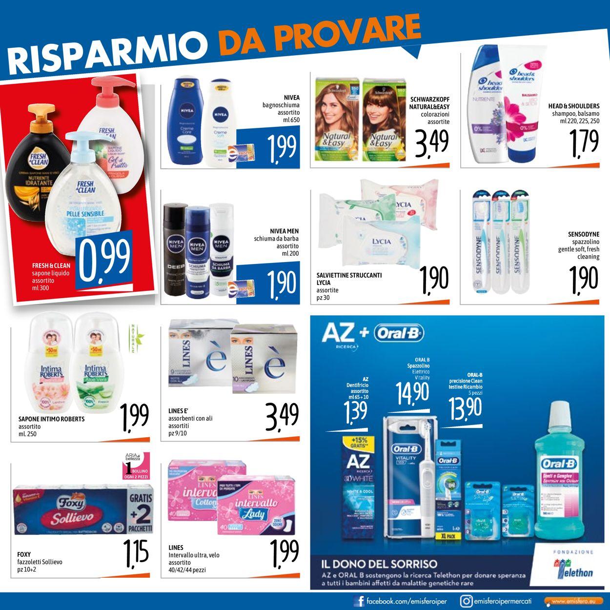 Volantino Emisfero - Offerte 17/06-30/06/2021 (Pagina 23)