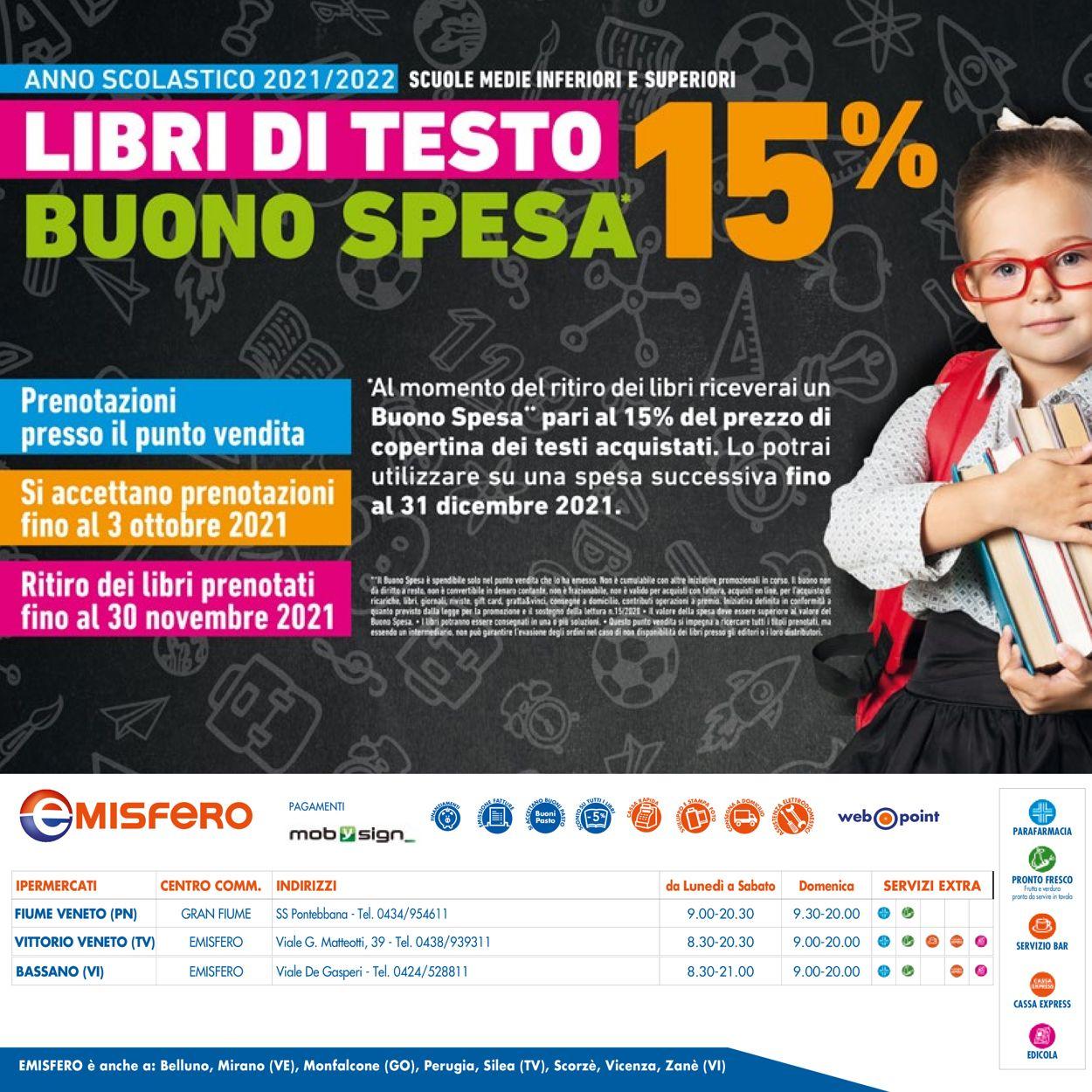 Volantino Emisfero - Offerte 17/06-30/06/2021 (Pagina 32)