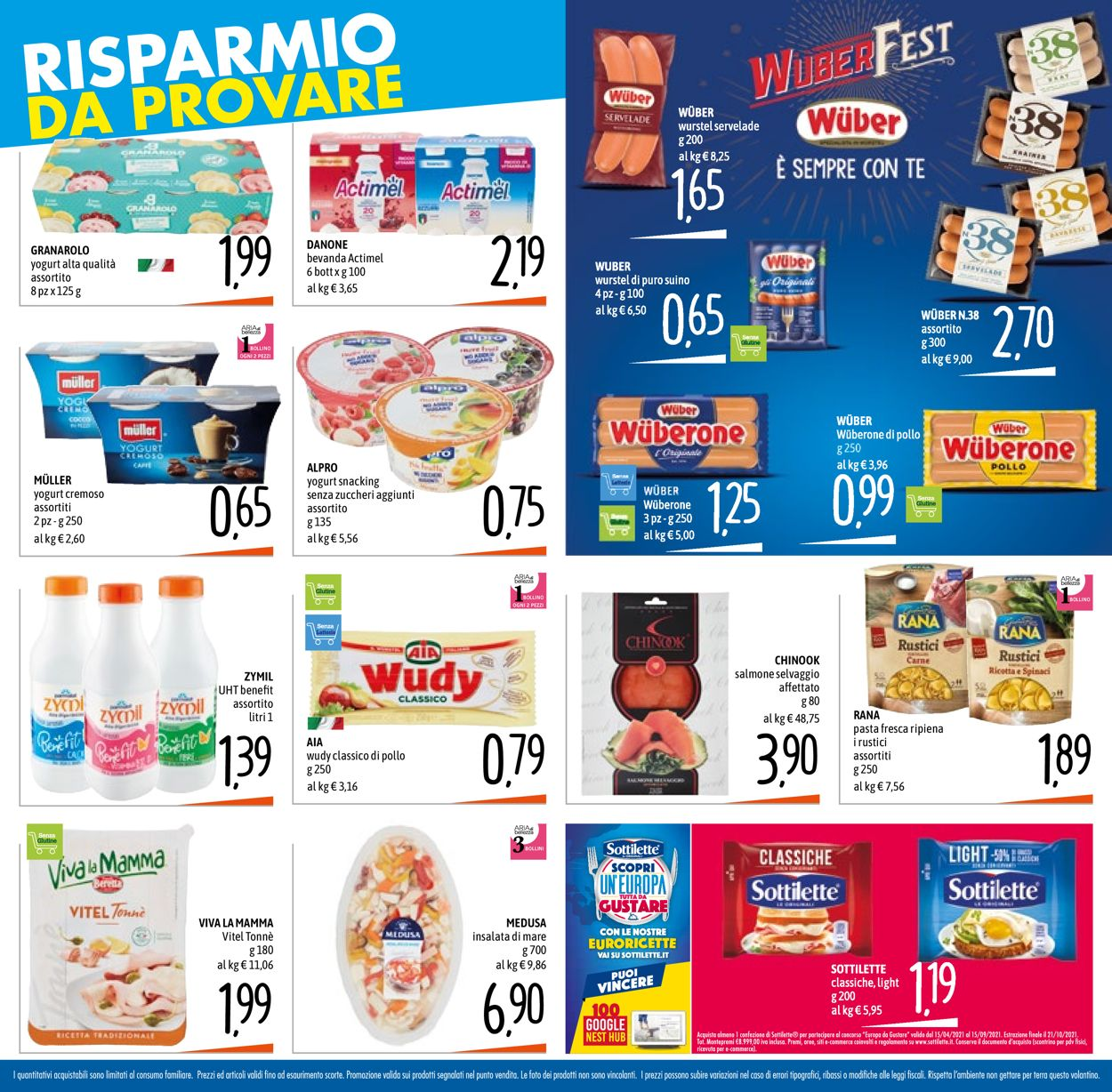Volantino Emisfero - Offerte 01/07-14/07/2021 (Pagina 14)