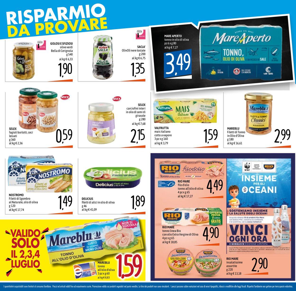Volantino Emisfero - Offerte 01/07-14/07/2021 (Pagina 16)
