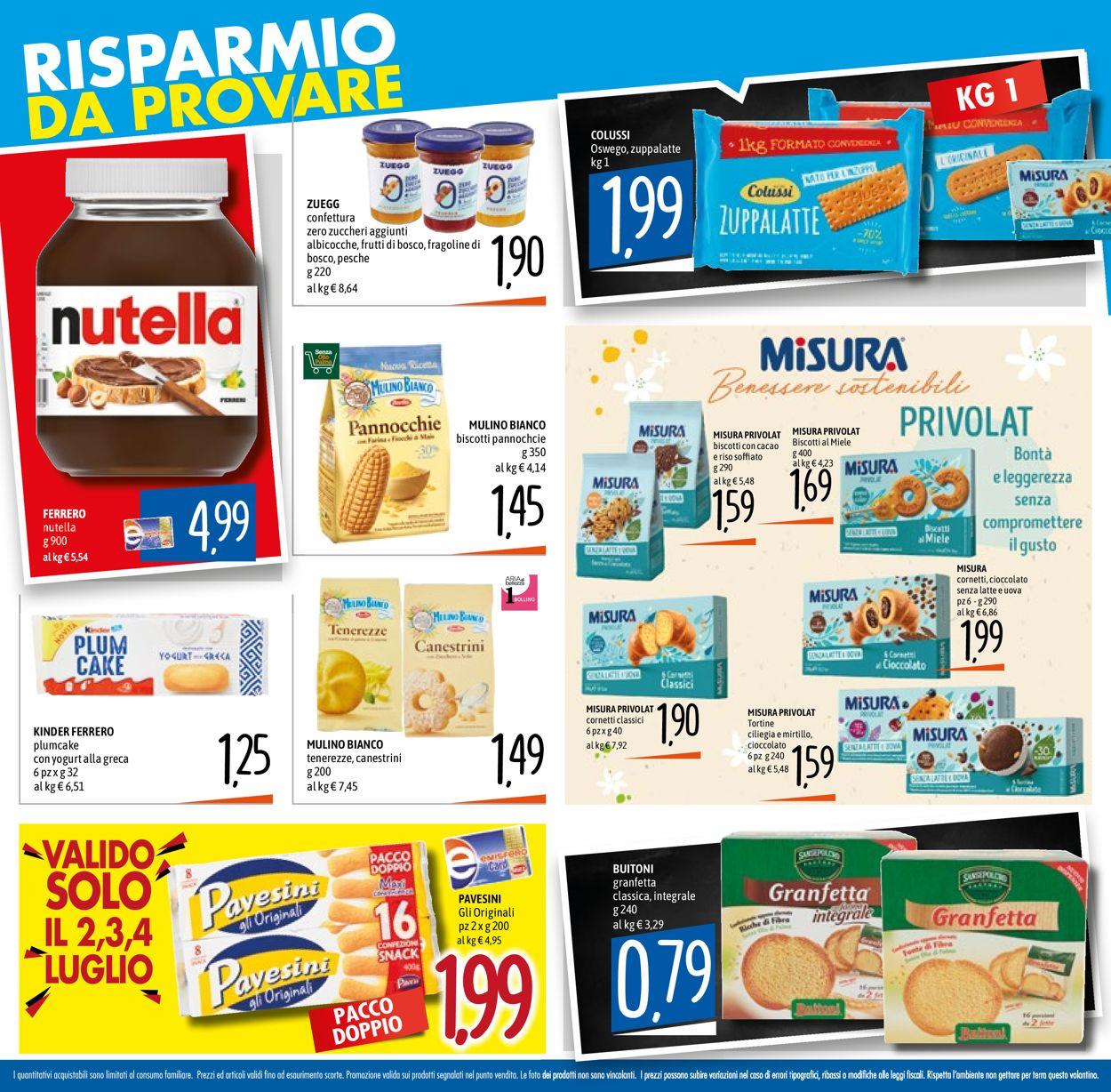 Volantino Emisfero - Offerte 01/07-14/07/2021 (Pagina 18)