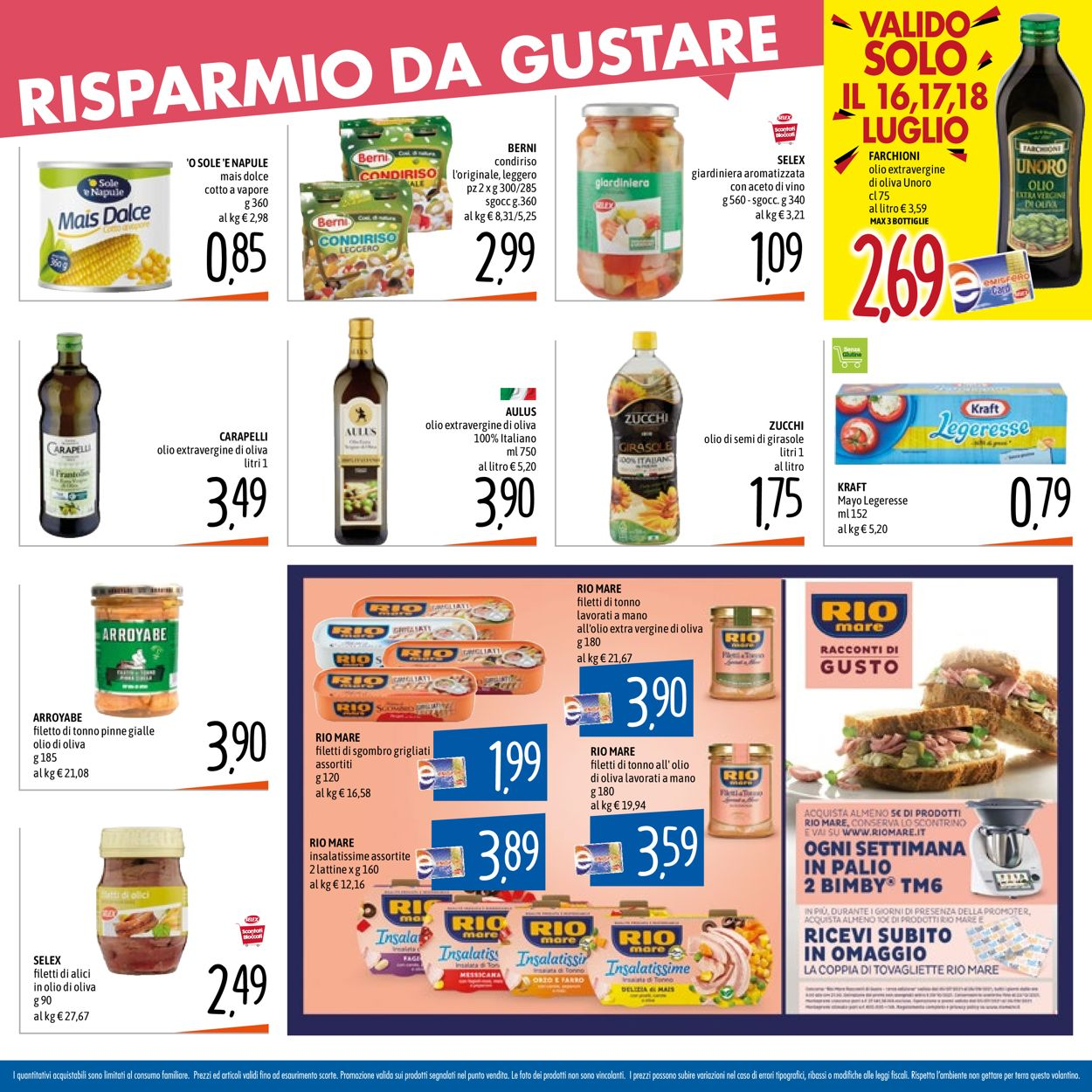 Volantino Emisfero - Offerte 15/07-28/07/2021 (Pagina 2)