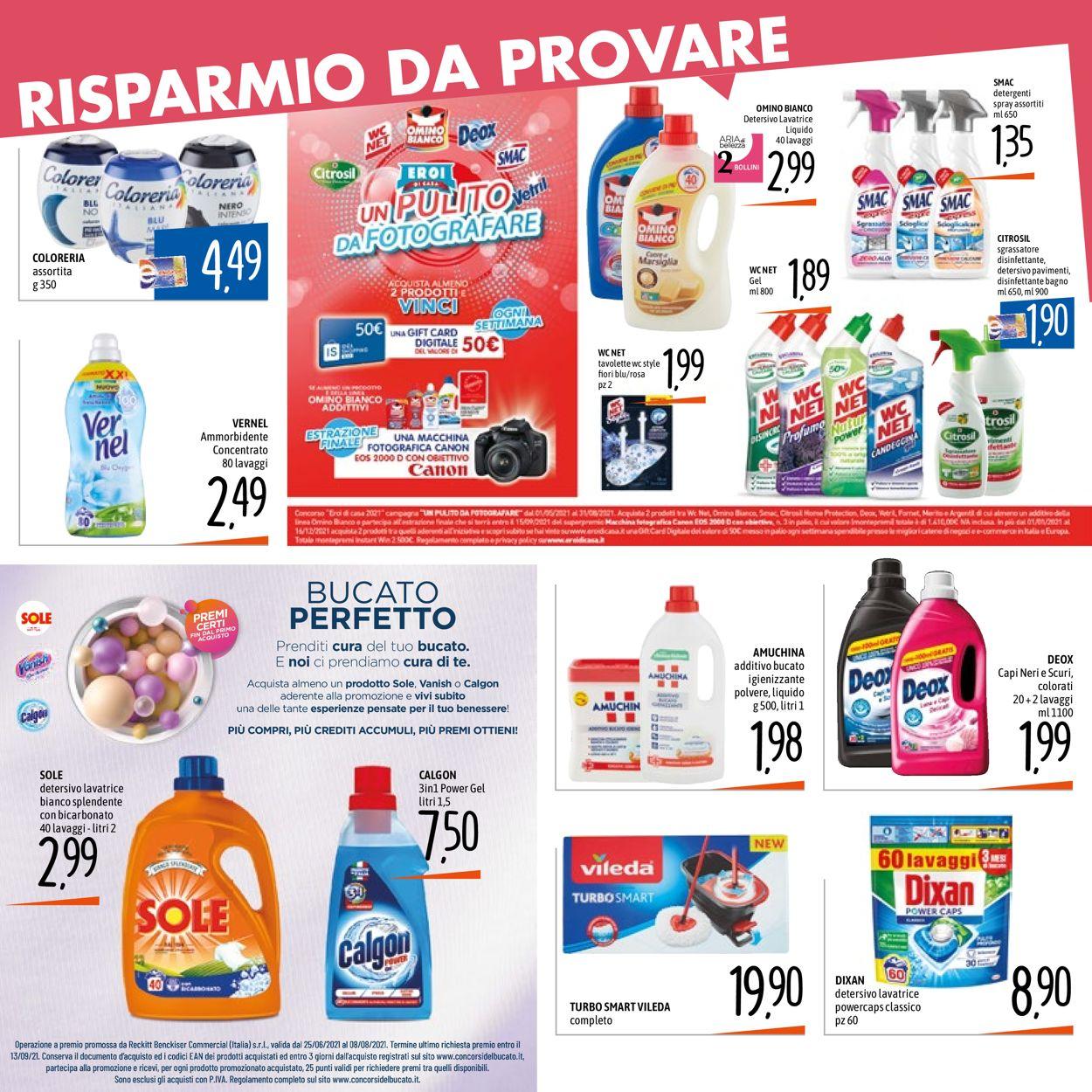 Volantino Emisfero - Offerte 15/07-28/07/2021 (Pagina 20)