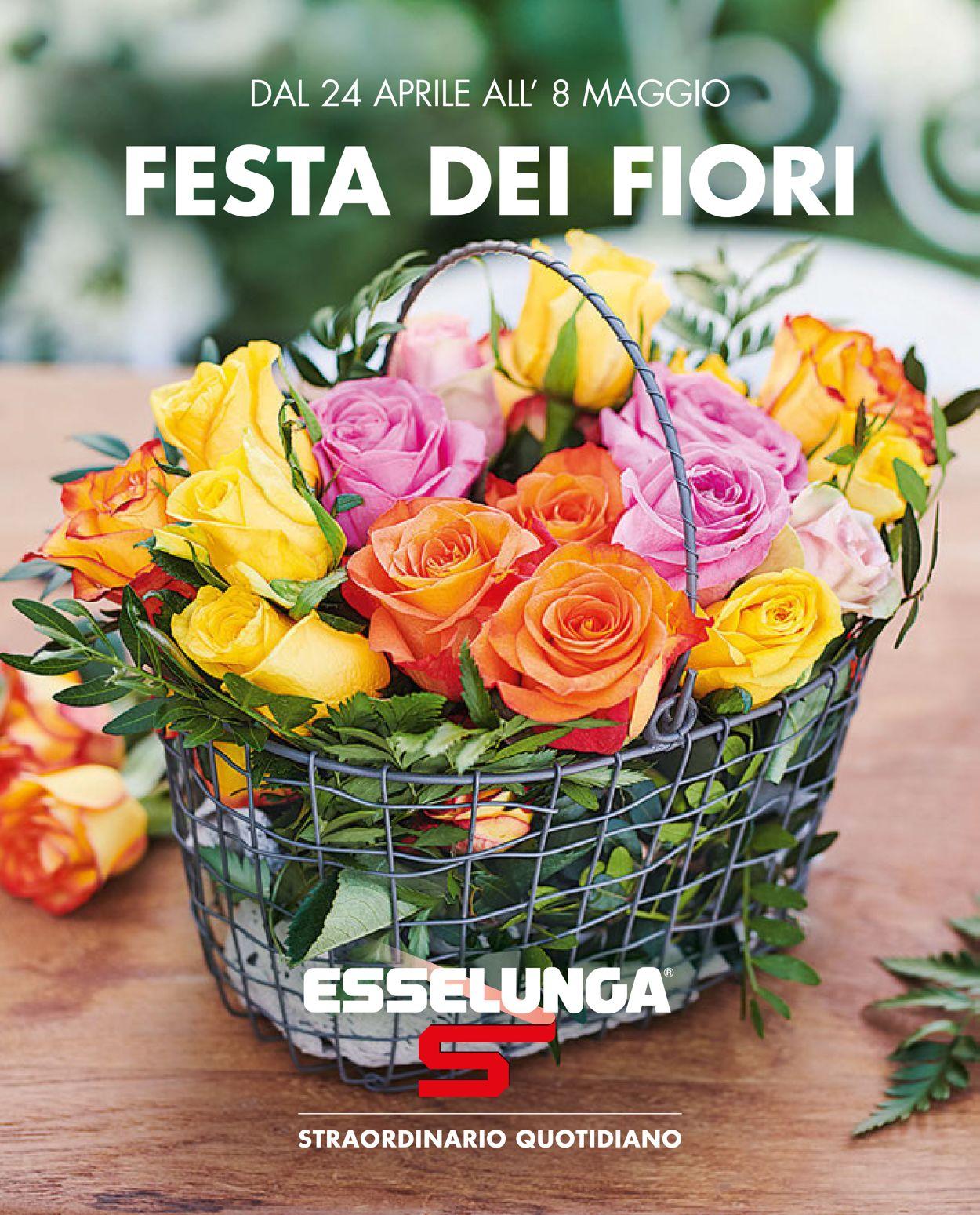 Volantino Esselunga - Offerte 24/04-08/05/2019