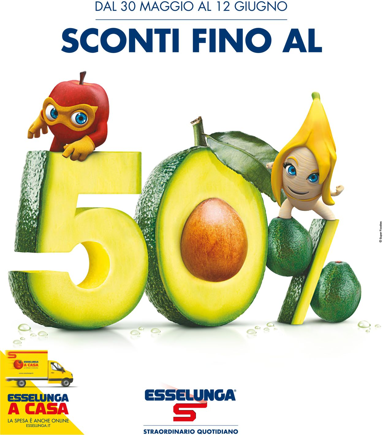 Volantino Esselunga - Offerte 30/05-12/06/2019