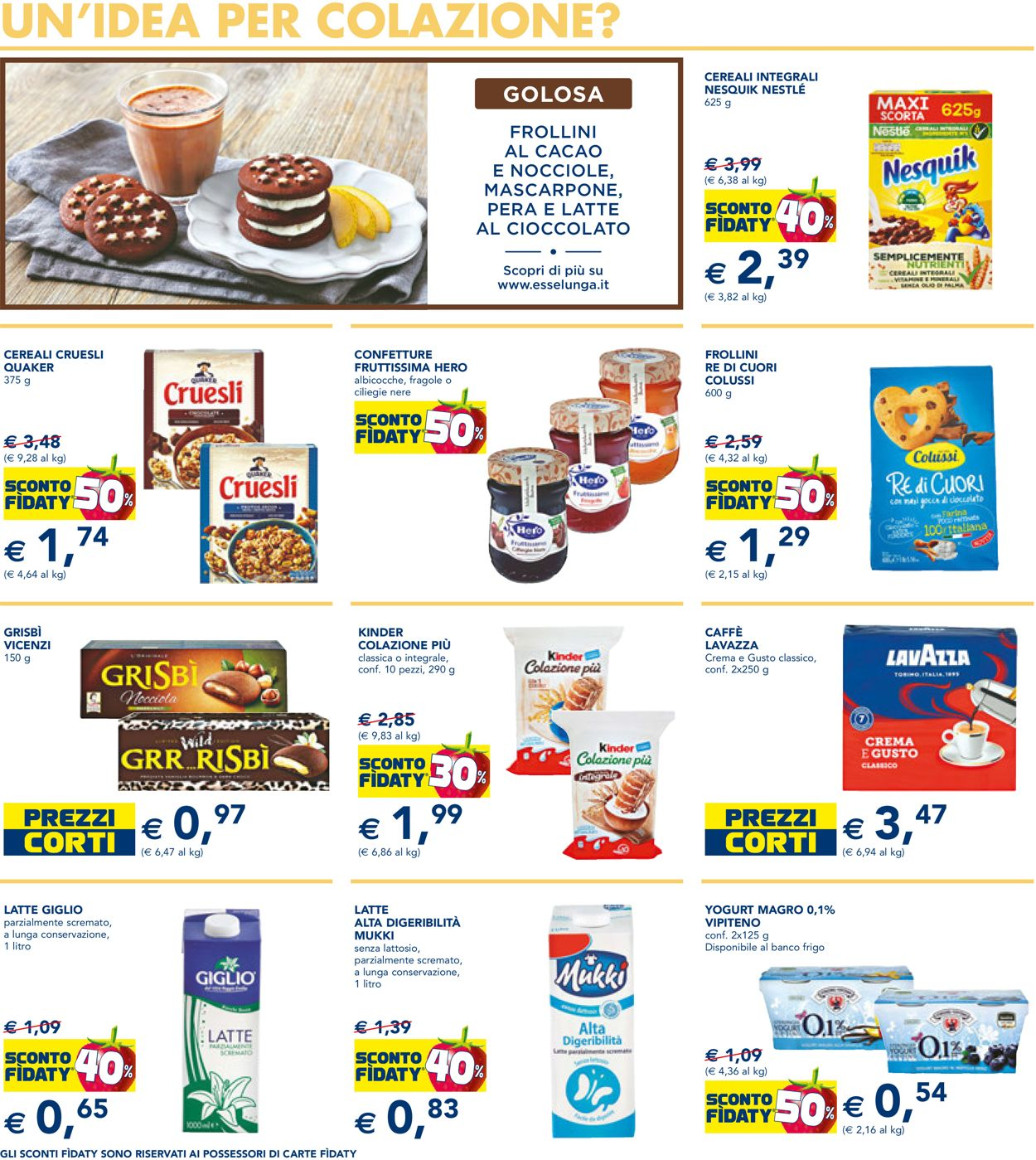 Volantino Esselunga - Offerte 04/11-13/11/2019 (Pagina 6)