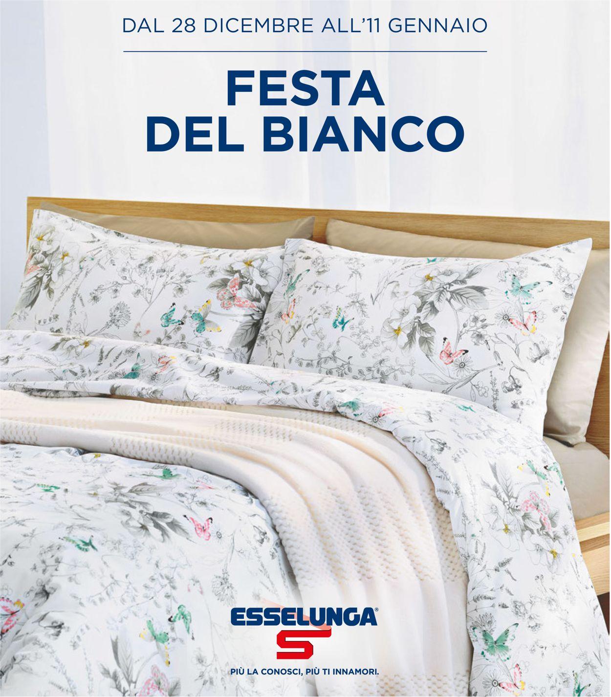 Volantino Esselunga - Offerte 28/12-11/01/2020
