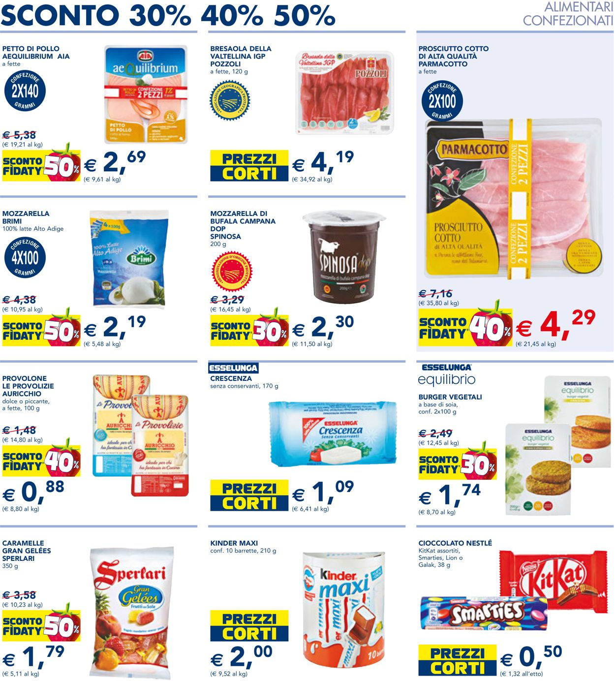 Volantino Esselunga - Offerte 02/01-15/01/2020 (Pagina 5)