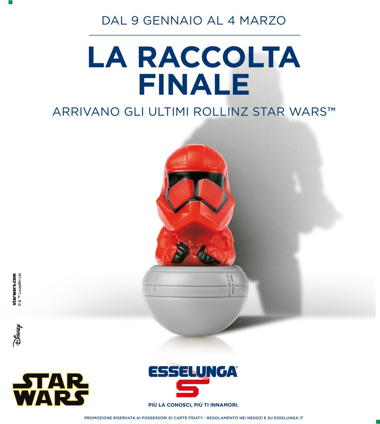 Volantino Esselunga - Offerte 09/01-04/03/2020