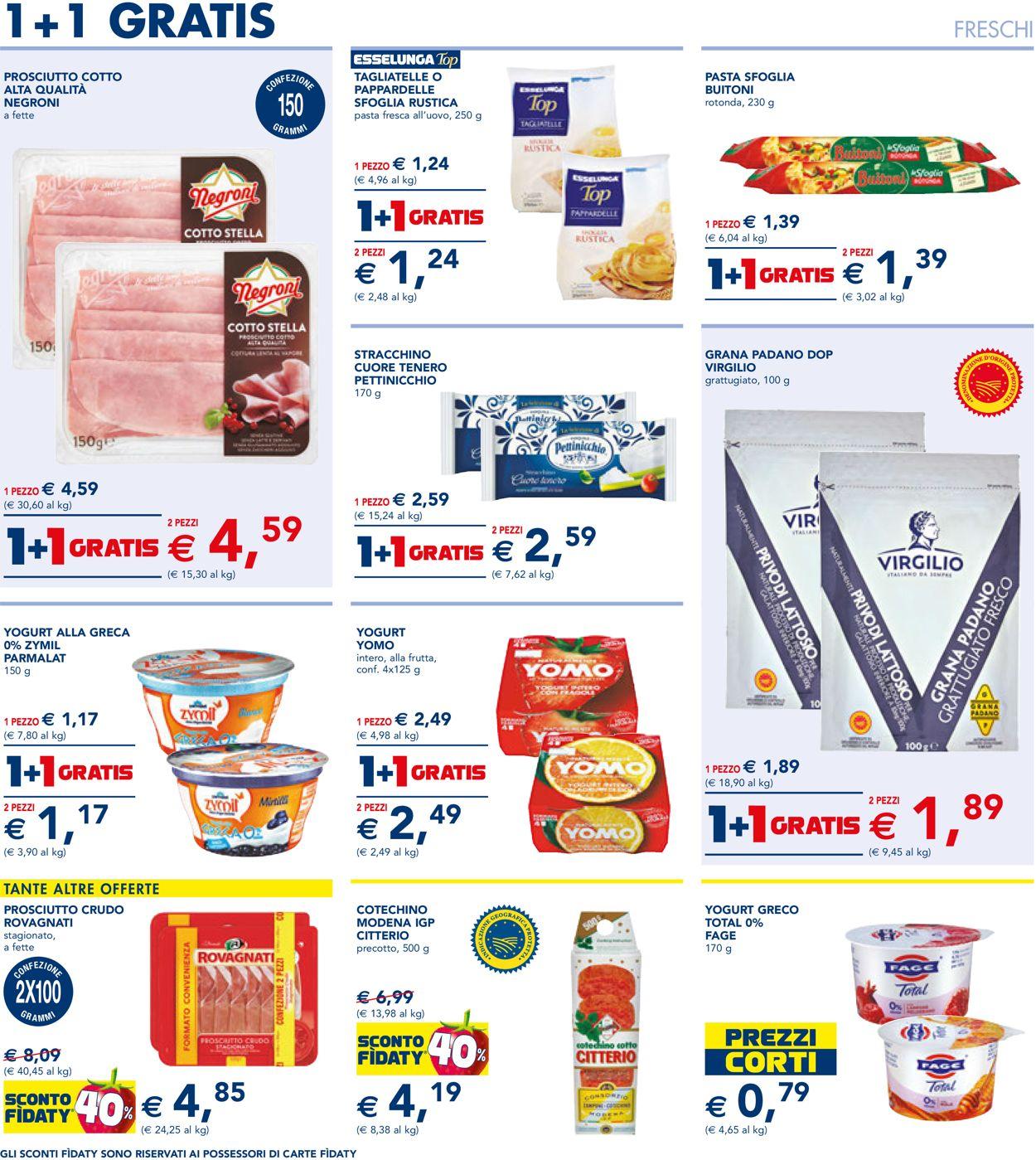 Volantino Esselunga - Offerte 16/01-25/01/2020 (Pagina 2)