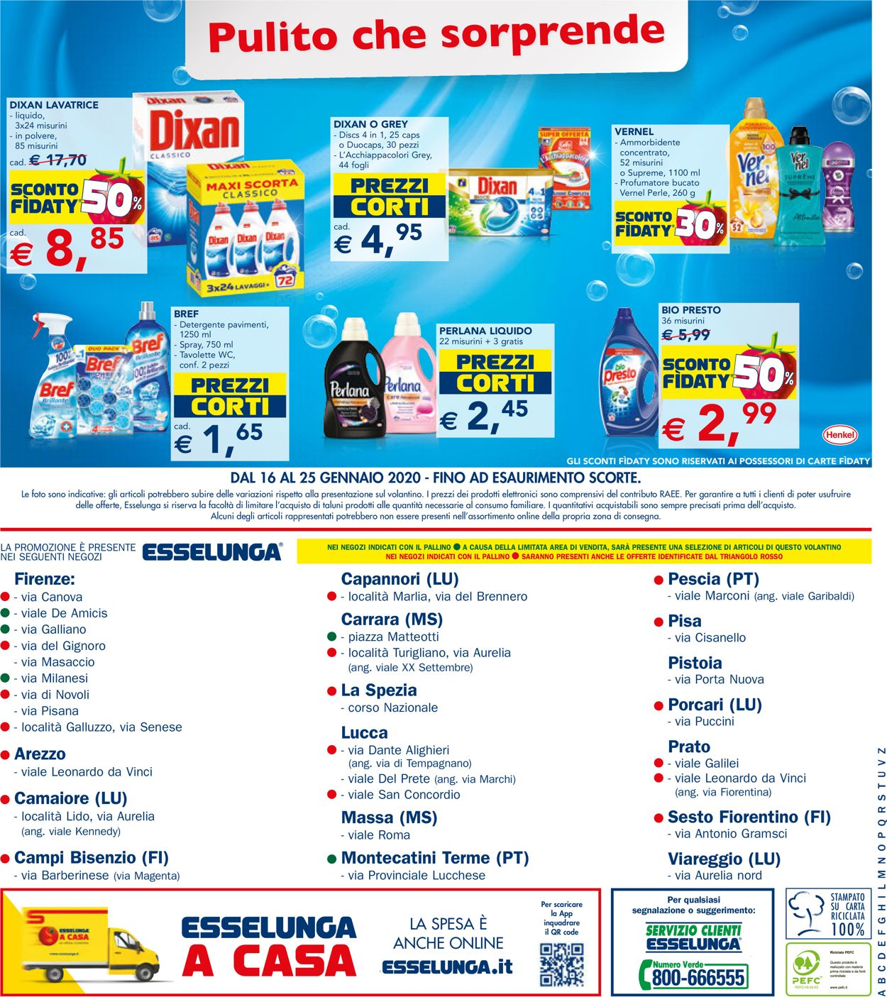 Volantino Esselunga - Offerte 16/01-25/01/2020 (Pagina 24)
