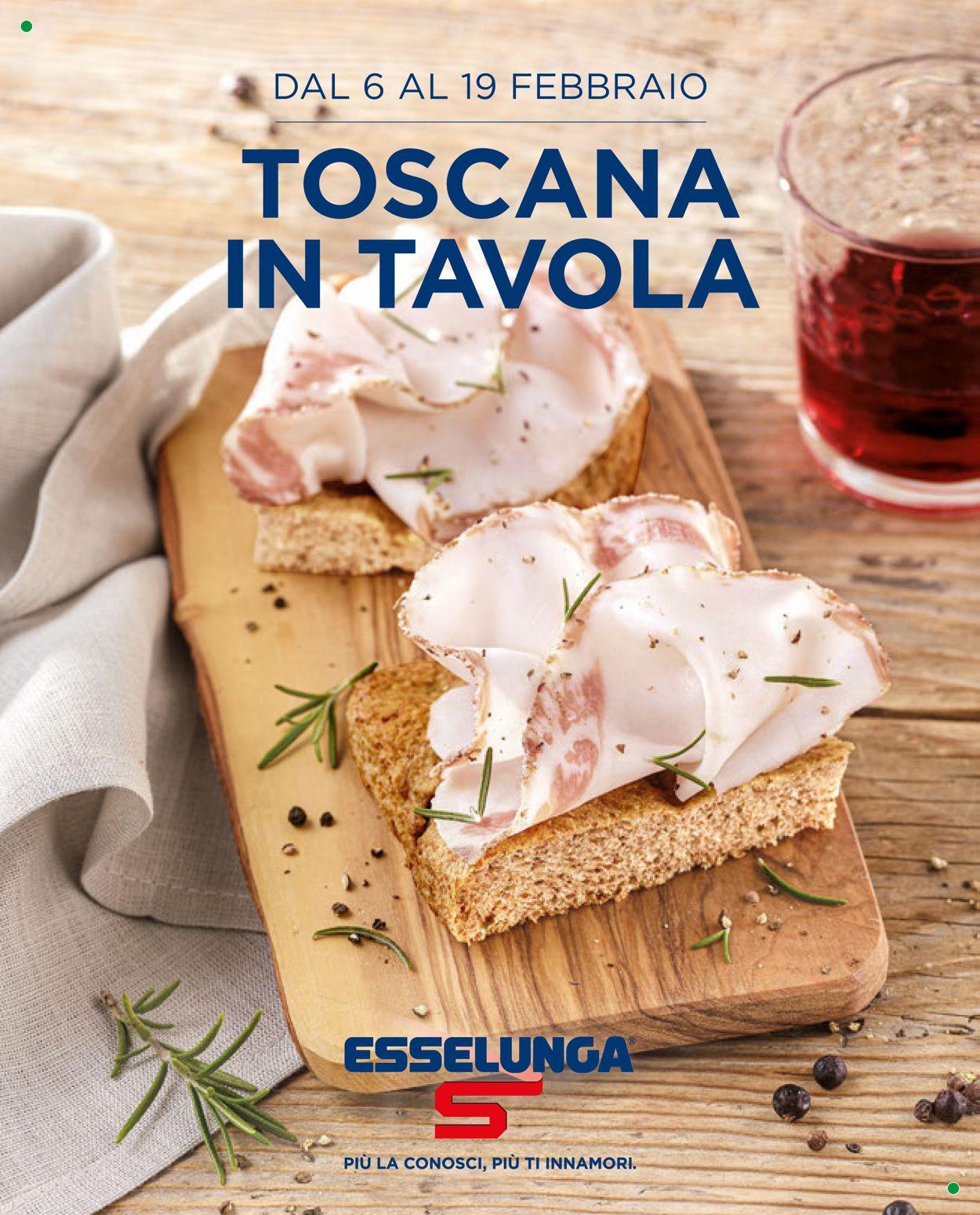 Volantino Esselunga - Offerte 06/02-19/02/2020