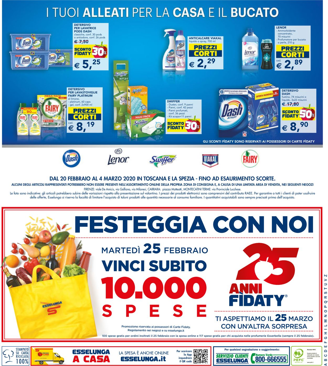 Volantino Esselunga - Offerte 20/02-04/03/2020 (Pagina 24)