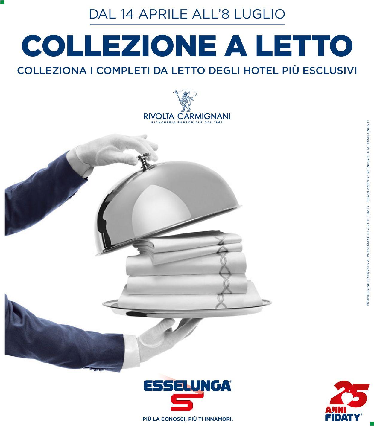 Volantino Esselunga - Offerte 14/04-08/07/2020