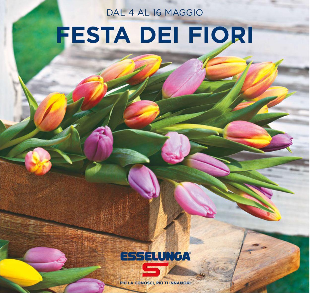 Volantino Esselunga - Offerte 04/05-16/05/2020