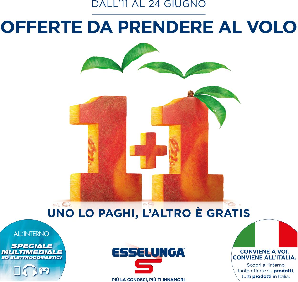 Volantino Esselunga - Offerte 11/06-24/06/2020