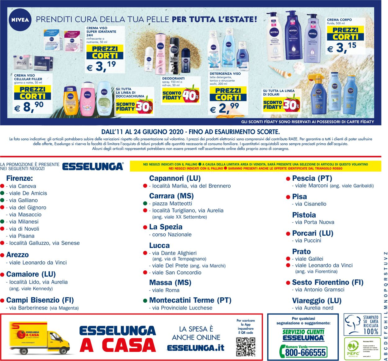 Volantino Esselunga - Offerte 11/06-24/06/2020 (Pagina 32)