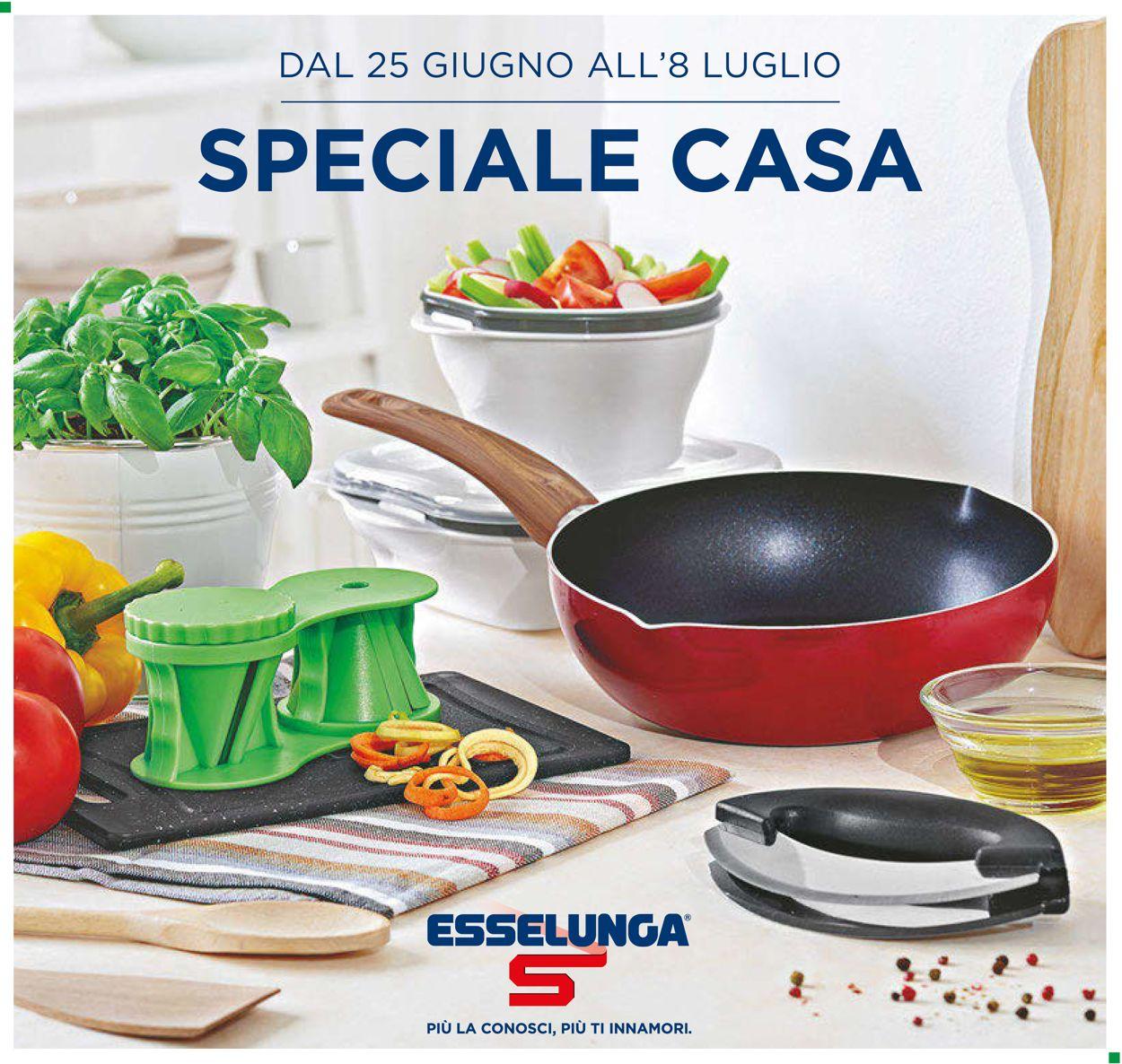Volantino Esselunga - Offerte 25/06-08/07/2020