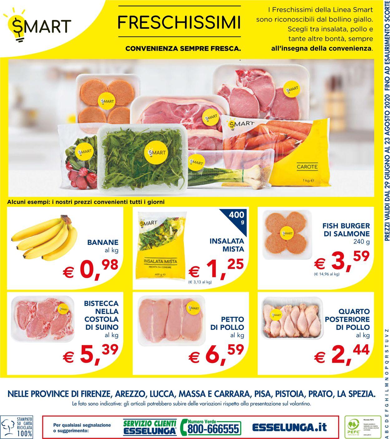 Volantino Esselunga - Offerte 29/06-28/08/2020 (Pagina 8)