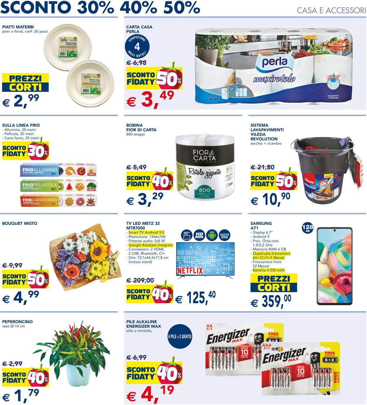 Volantino Esselunga - Offerte 23/07-05/08/2020 (Pagina 17)