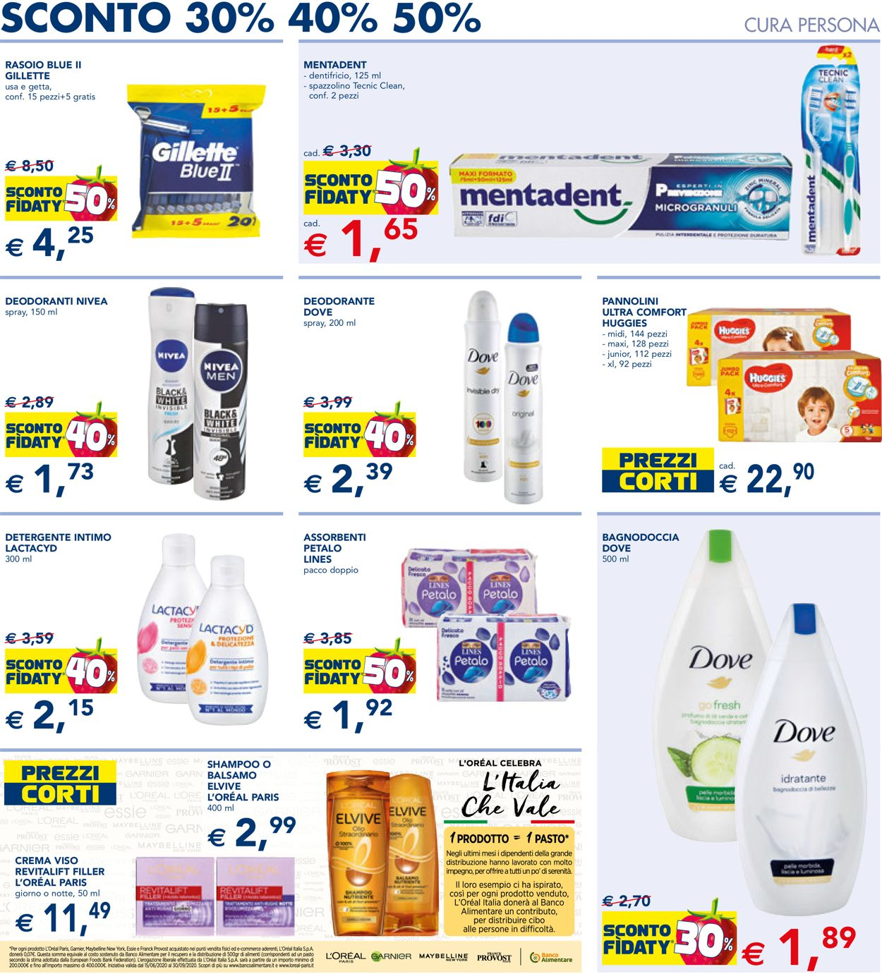Volantino Esselunga - Offerte 23/07-05/08/2020 (Pagina 19)