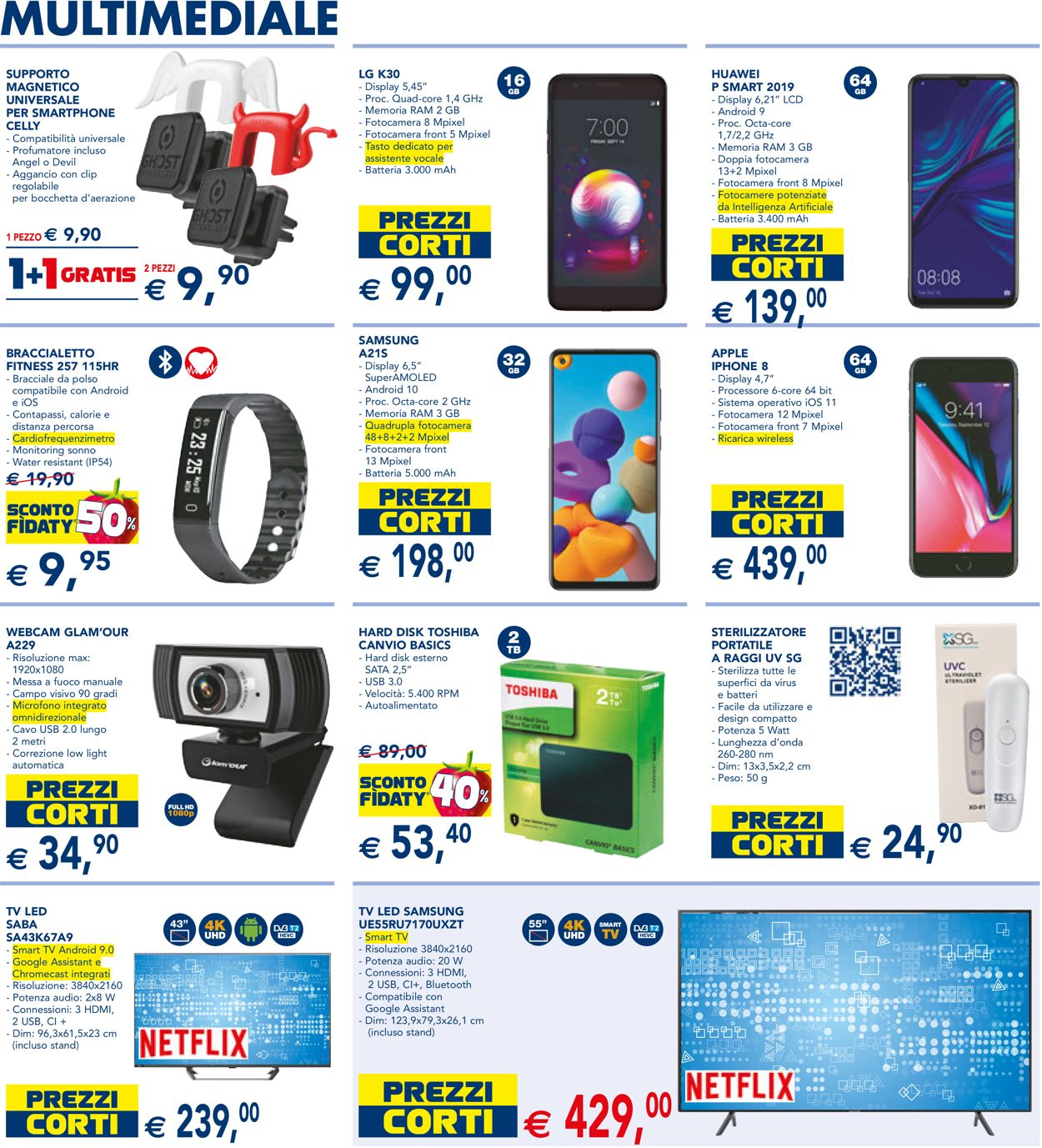 Volantino Esselunga - Offerte 23/07-05/08/2020 (Pagina 23)