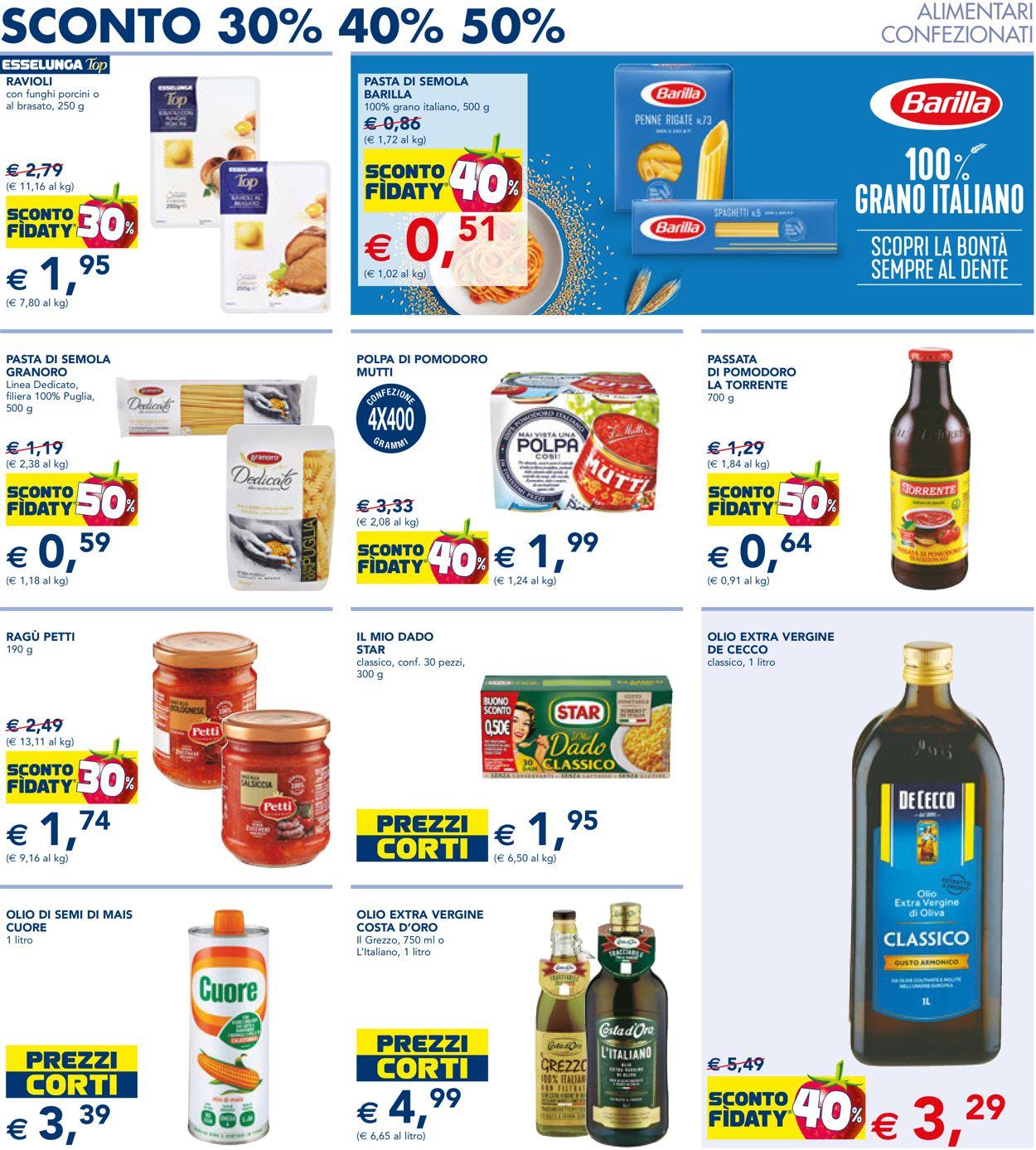 Volantino Esselunga - Offerte 24/09-03/10/2020 (Pagina 3)