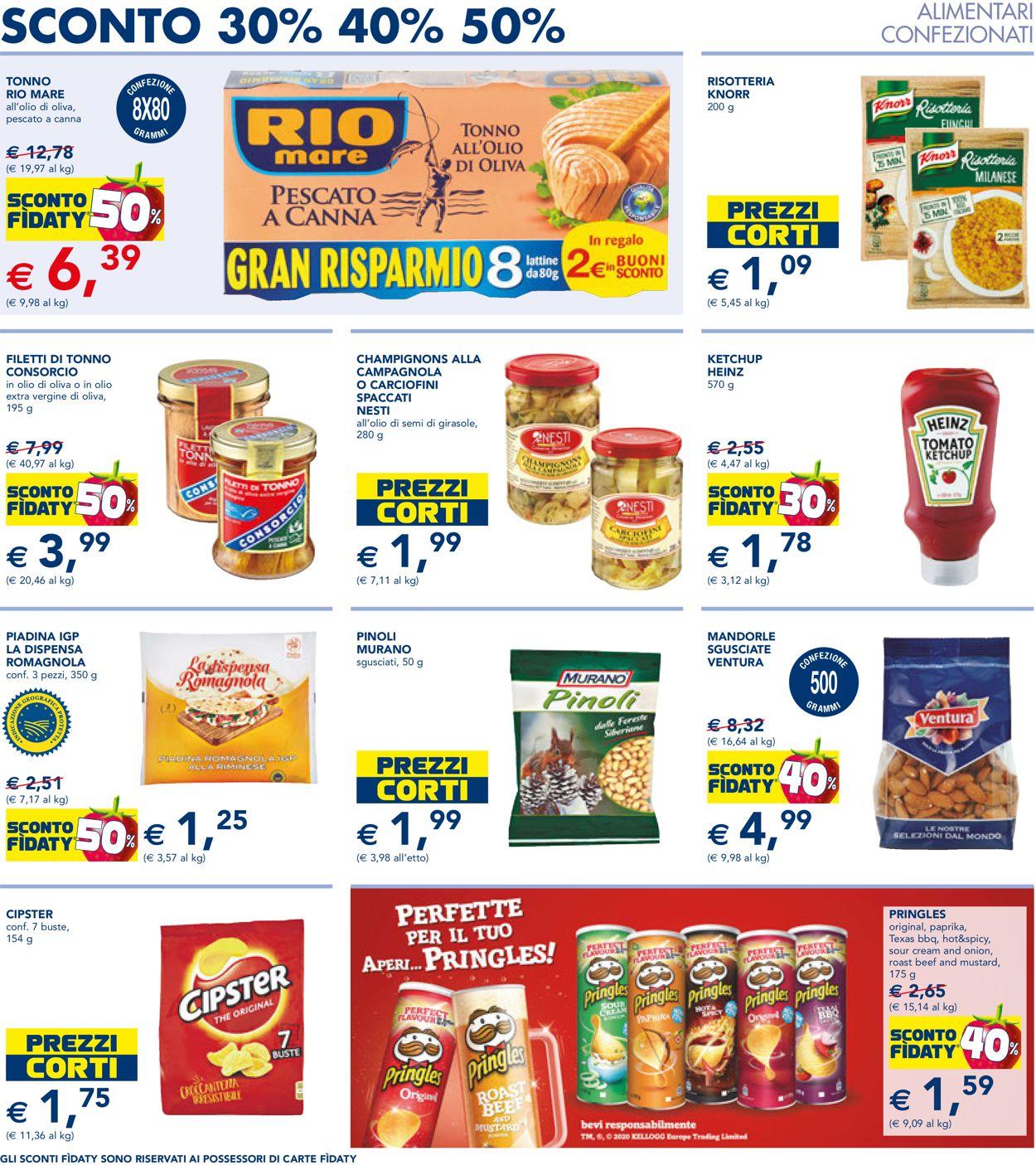 Volantino Esselunga - Offerte 24/09-03/10/2020 (Pagina 4)