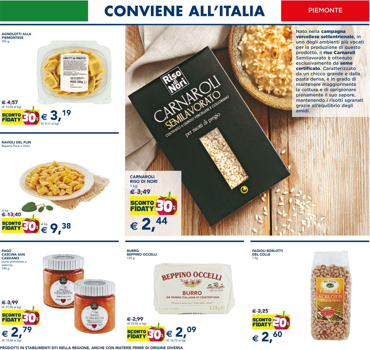 Volantino Esselunga - Offerte 28/09-10/10/2020 (Pagina 3)