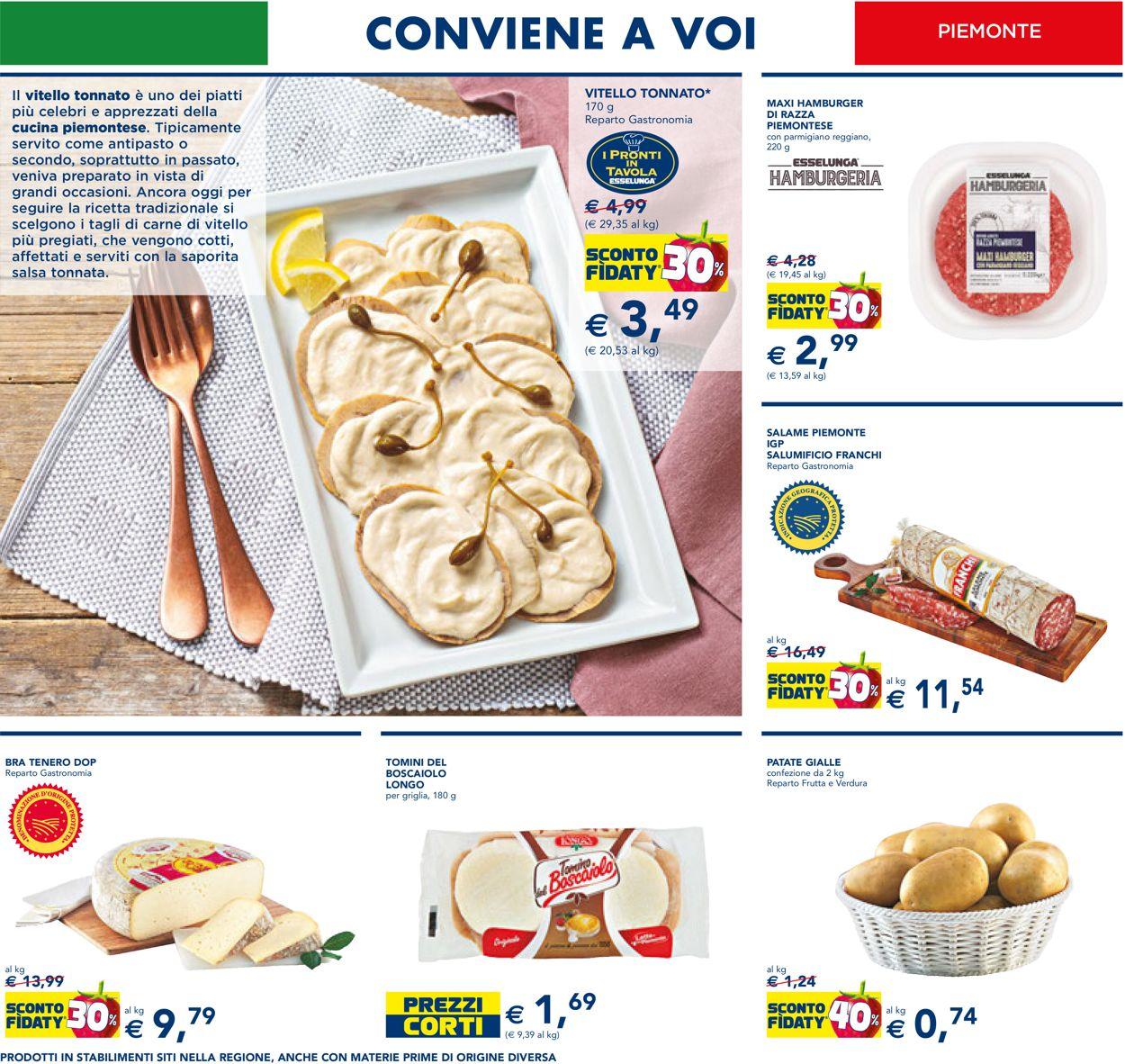 Volantino Esselunga - Offerte 28/09-10/10/2020 (Pagina 4)