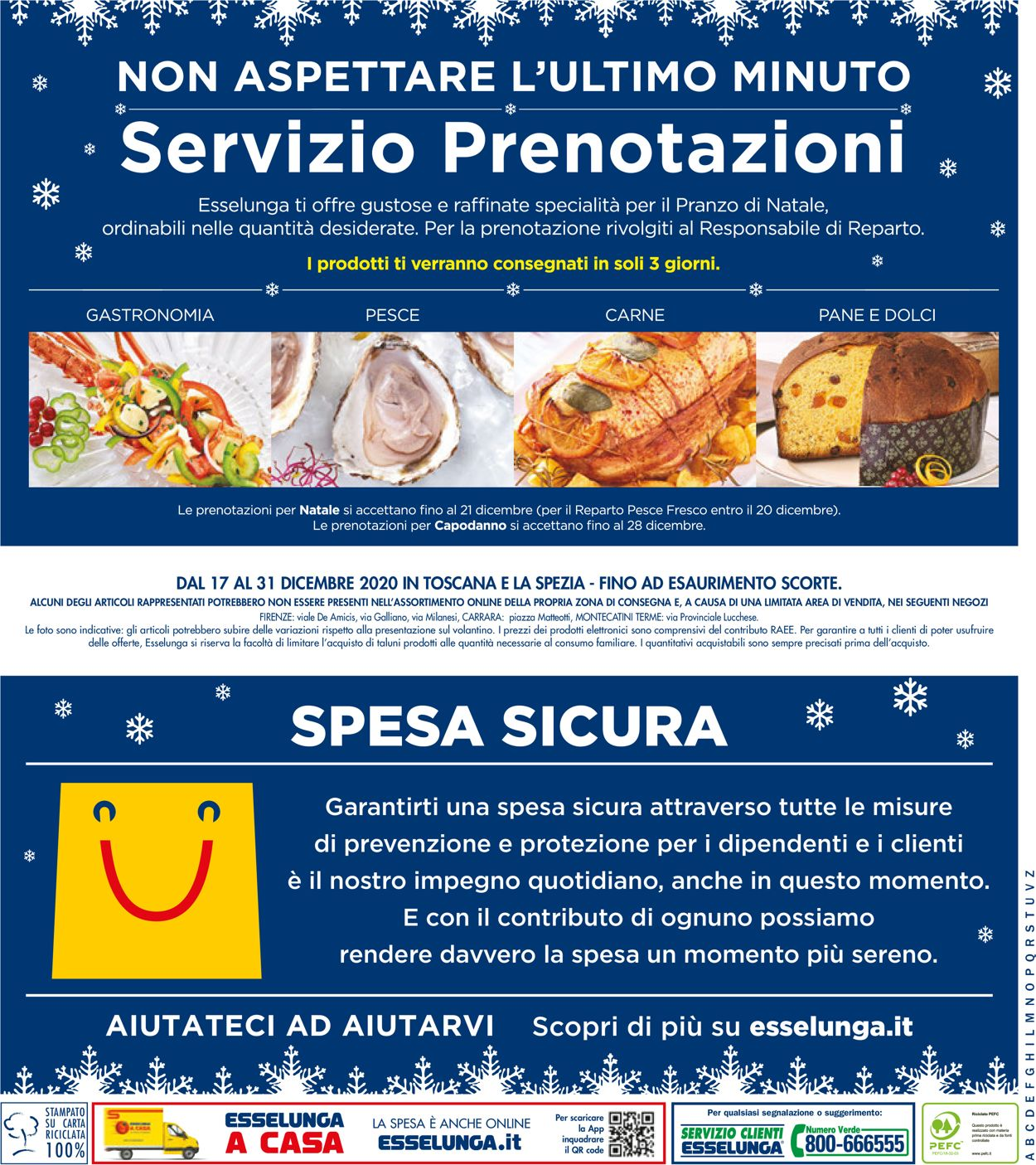 Volantino Esselunga - Natale 2020 - Offerte 17/12-31/12/2020 (Pagina 20)