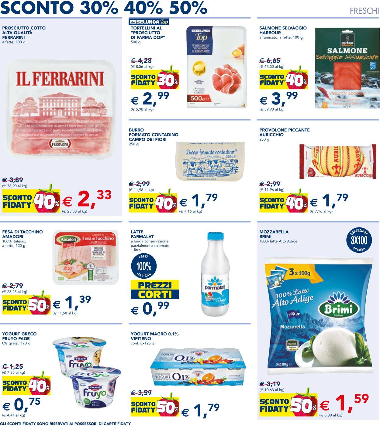 Volantino Esselunga - Offerte 25/01-03/02/2021 (Pagina 2)
