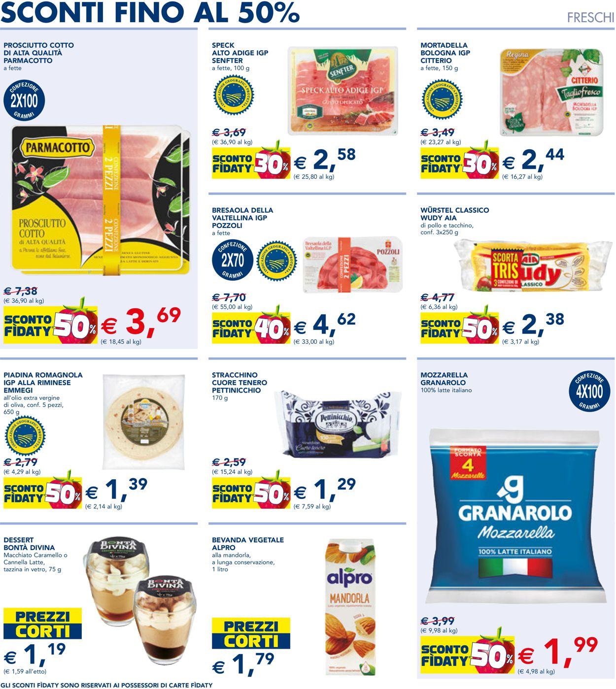 Volantino Esselunga - Offerte 04/03-17/03/2021 (Pagina 2)