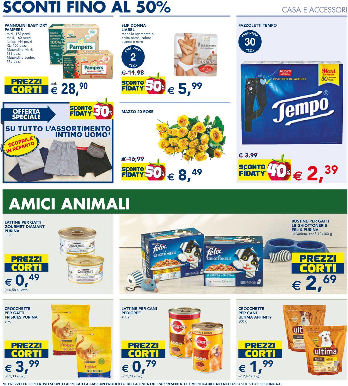 Volantino Esselunga - Offerte 04/03-17/03/2021 (Pagina 11)