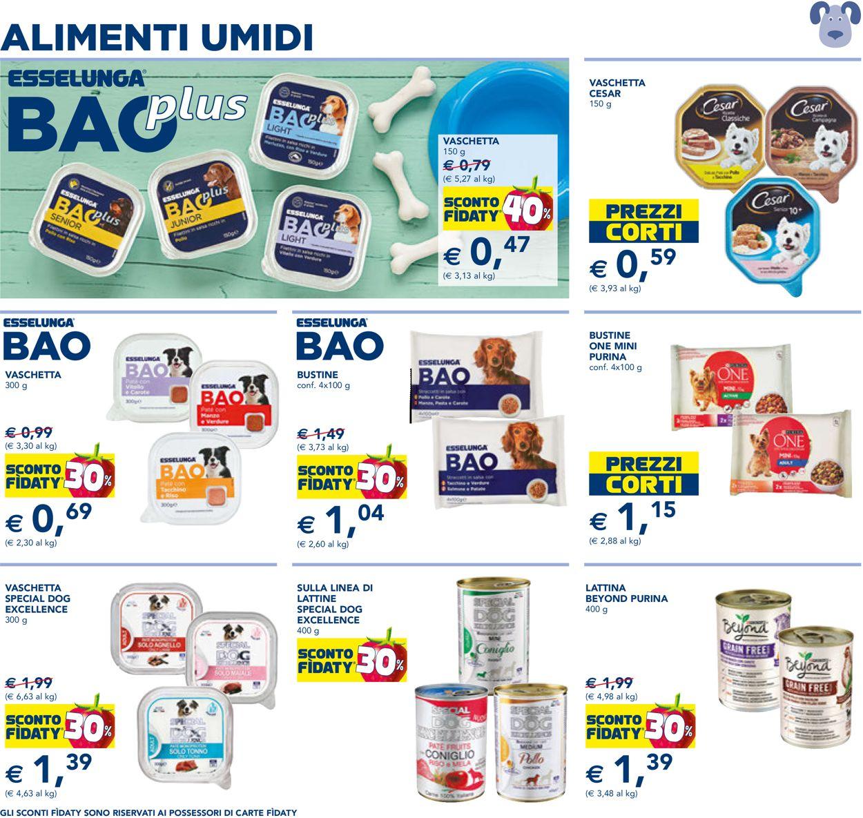 Volantino Esselunga - Offerte 07/04-21/04/2021 (Pagina 4)