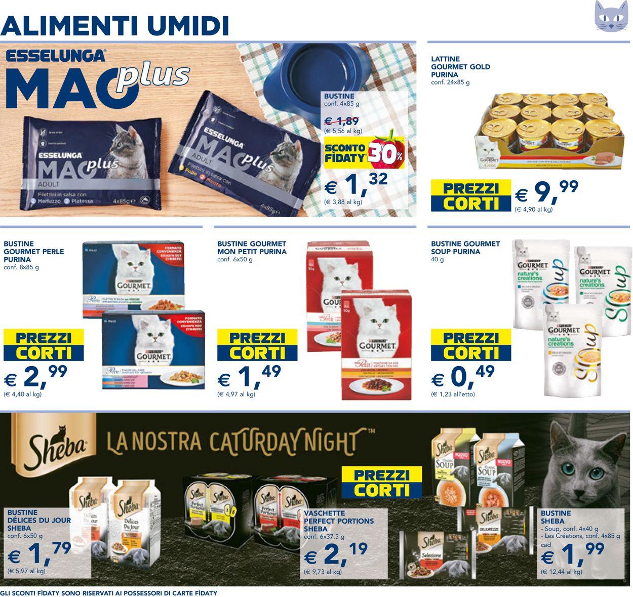 Volantino Esselunga - Offerte 07/04-21/04/2021 (Pagina 10)