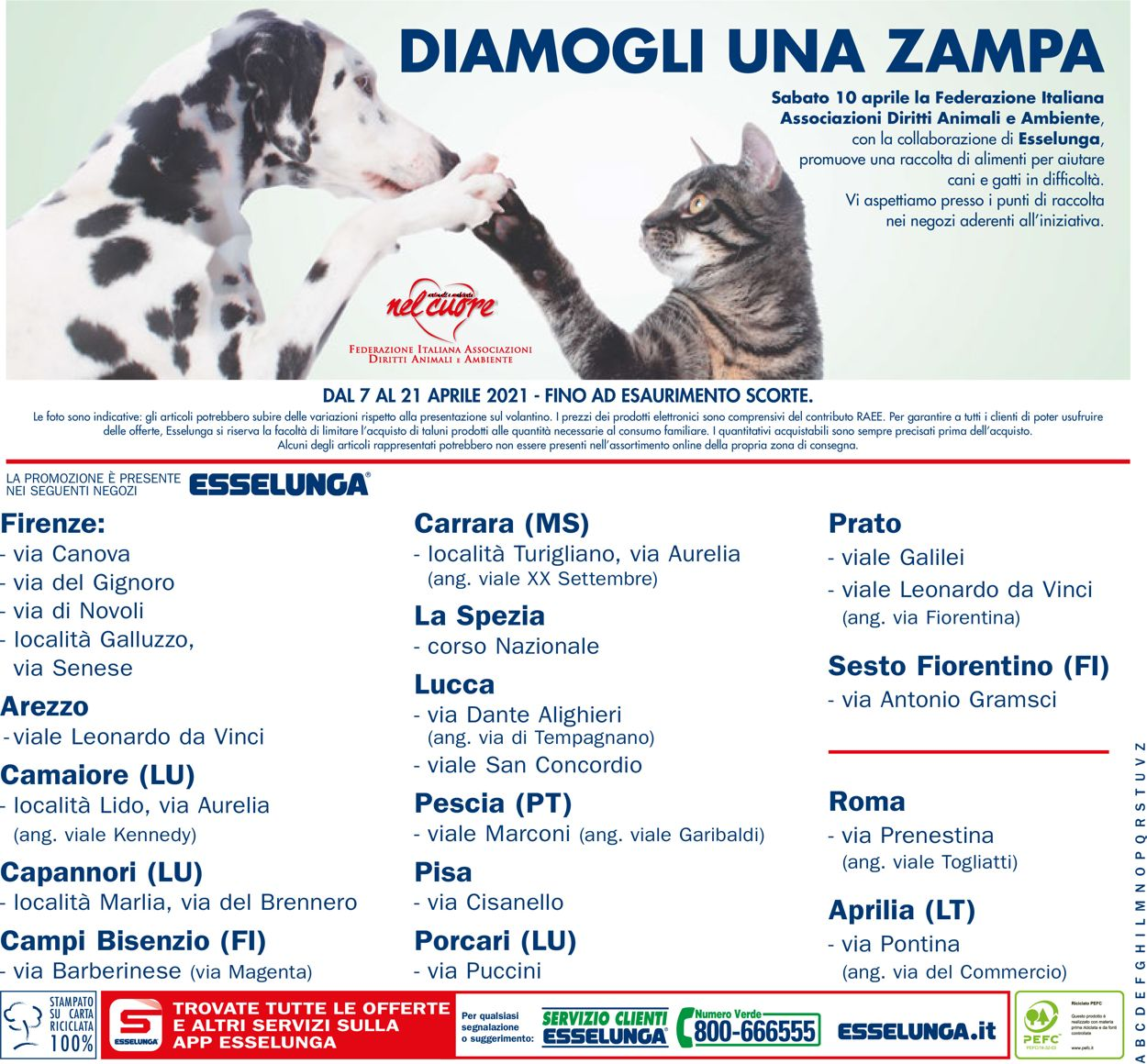 Volantino Esselunga - Offerte 07/04-21/04/2021 (Pagina 16)