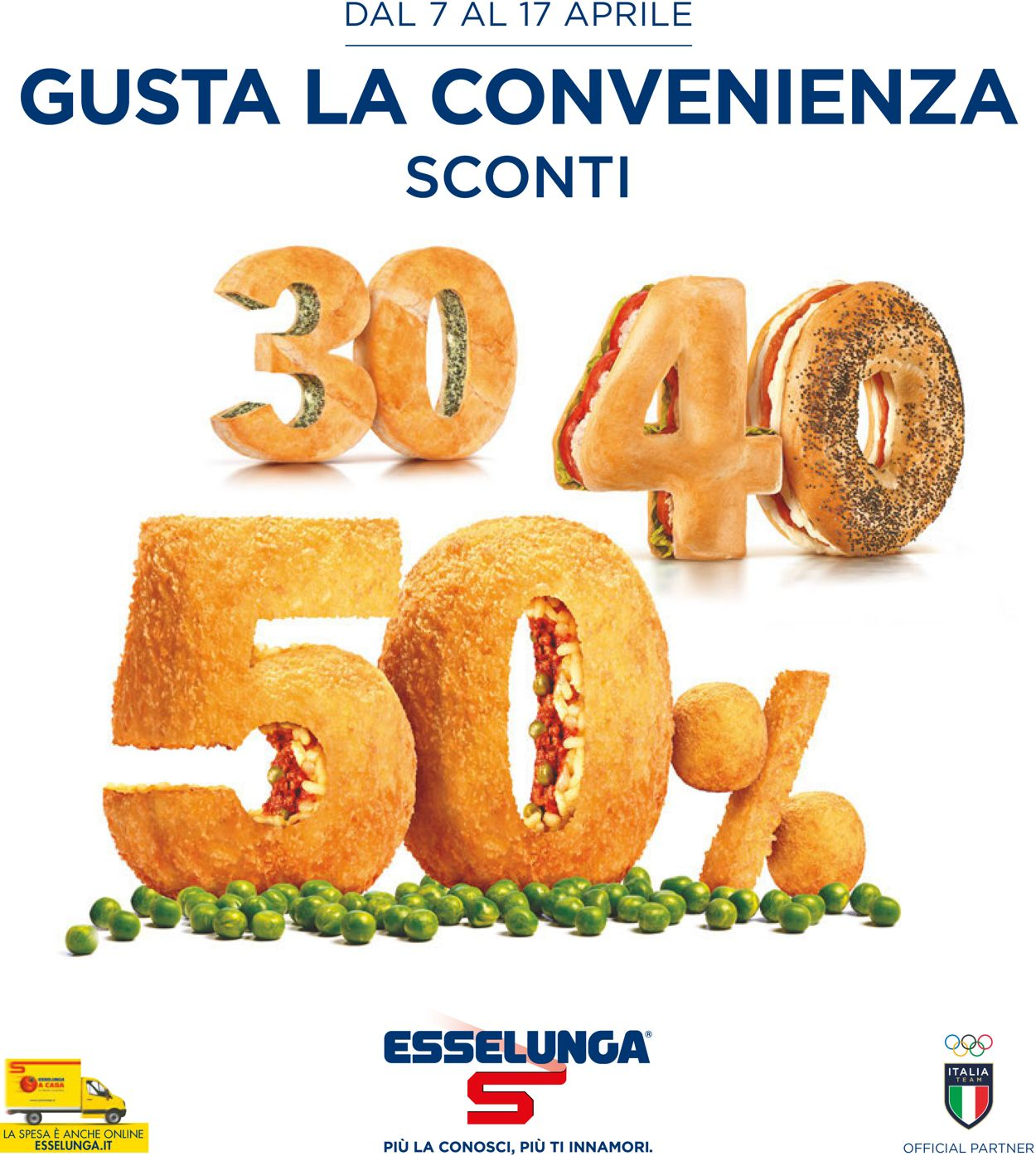 Volantino Esselunga - Offerte 07/04-17/04/2021