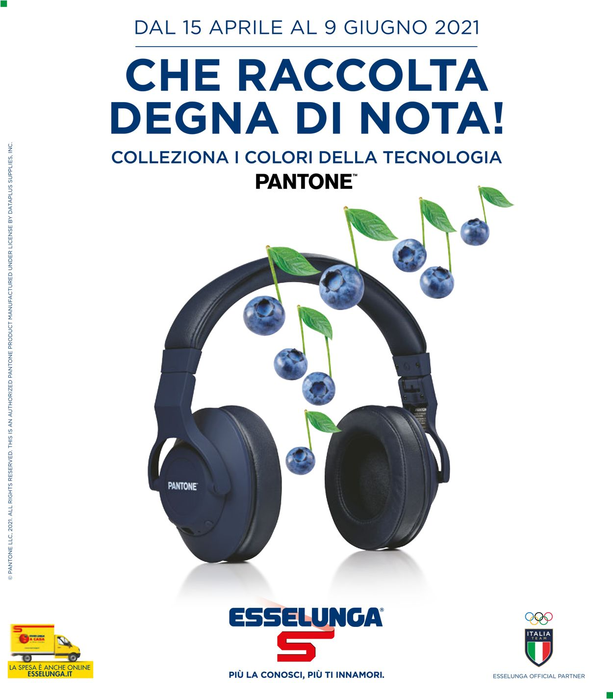 Volantino Esselunga - Offerte 15/04-09/06/2021